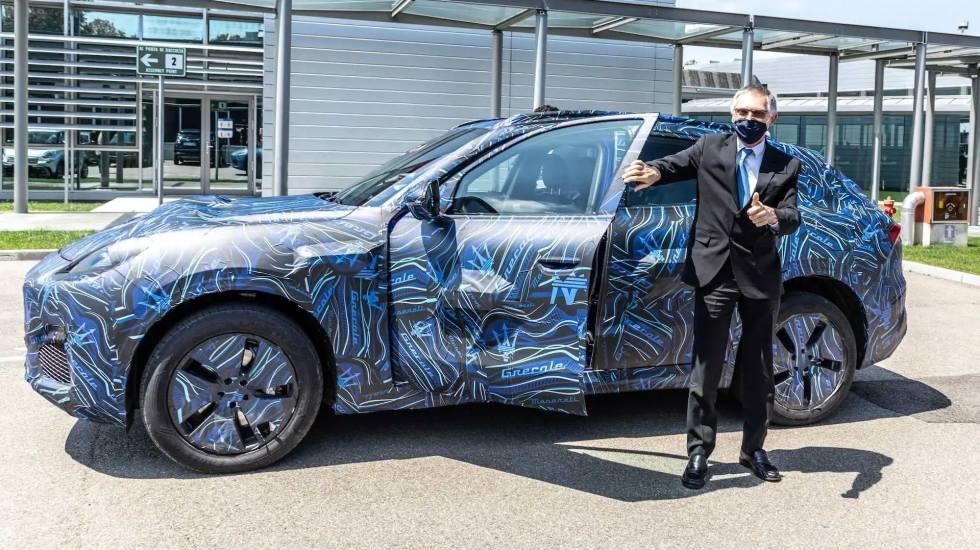 Grecale: Αυτό είναι το νέο «μικρό» SUV της Maserati (pics)