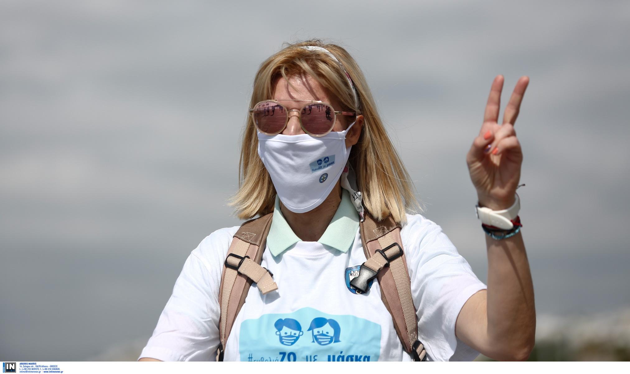 Κορονοϊός: 2,4 εκατ. μάσκες κακής ποιότητας κατασχέθηκαν το 2020 στην ΕΕ