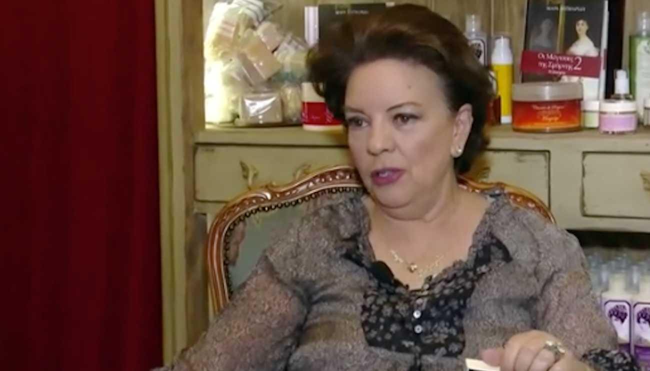Μάρα Μεϊμαρίδη: «Ευτυχώς που στο Ευτυχείτε δεν με έχουν βάλει στο κουτσομπολιό»