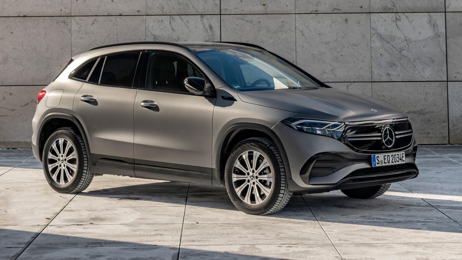 Στην Ελλάδα οι τετρακίνητες εκδόσεις της νέας Mercedes-Benz EQA