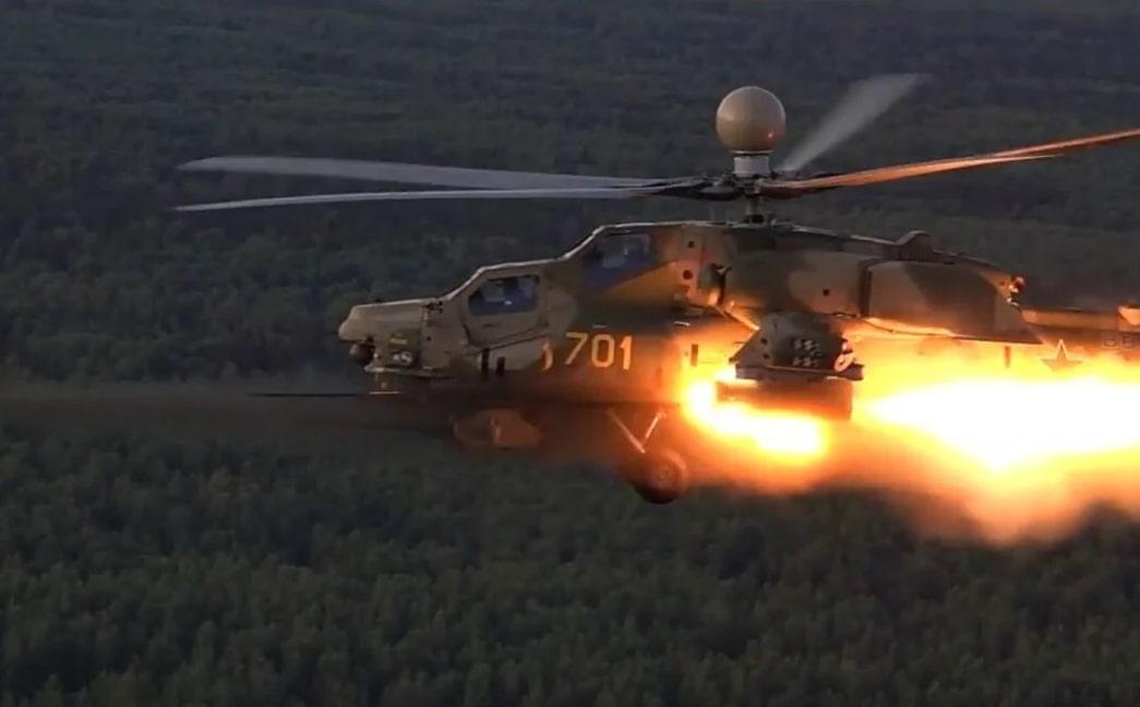 Mi-28NM: Εξοπλίζεται και με τέσσερις πυραύλους cruise το «καμάρι» της Ρωσίας!