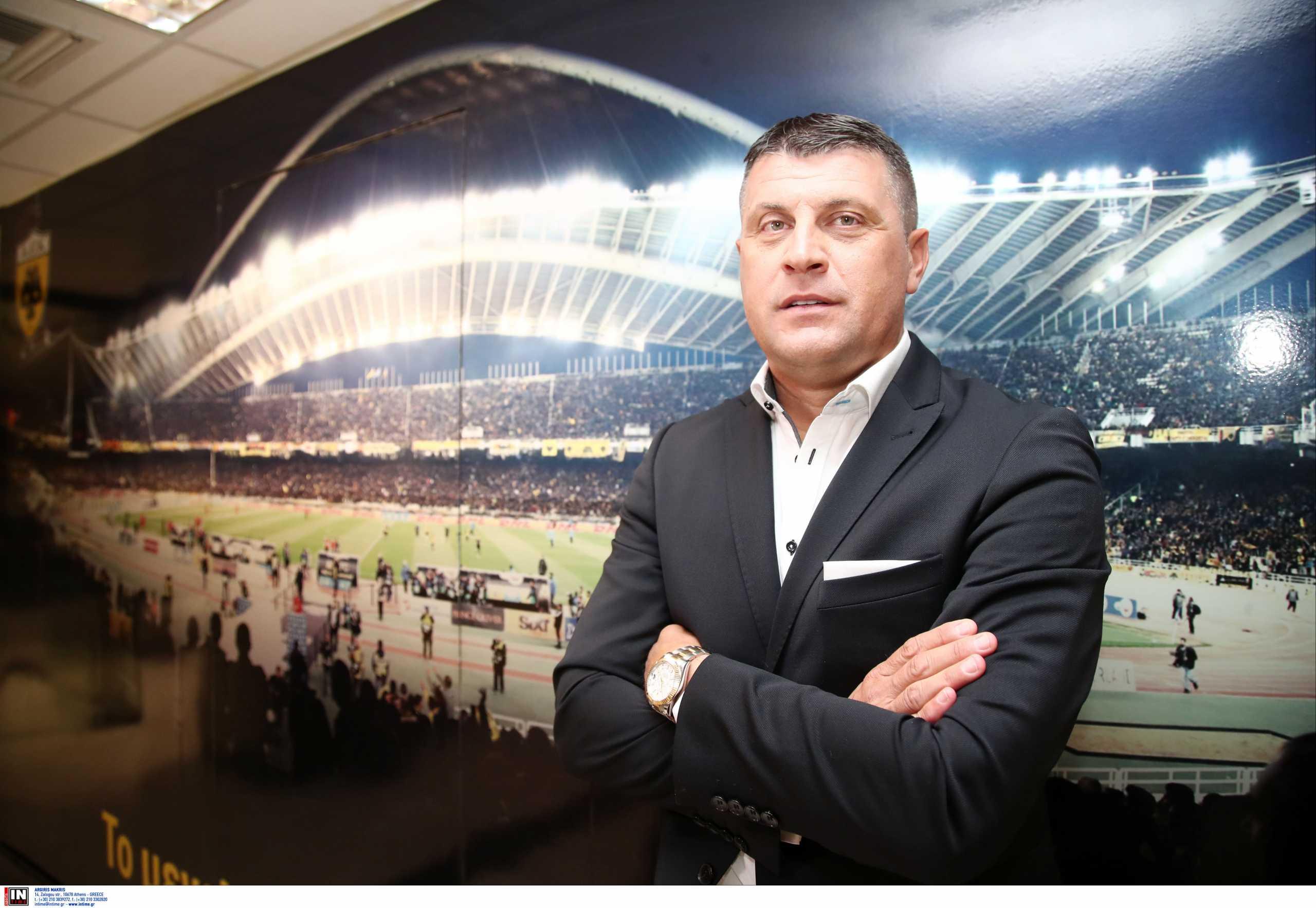 Μιλογεβιτς: «Είχα υποσχθεί στον Μελισσανίδη ότι κάποια μέρα θα ερχόμουν στην ΑΕΚ»