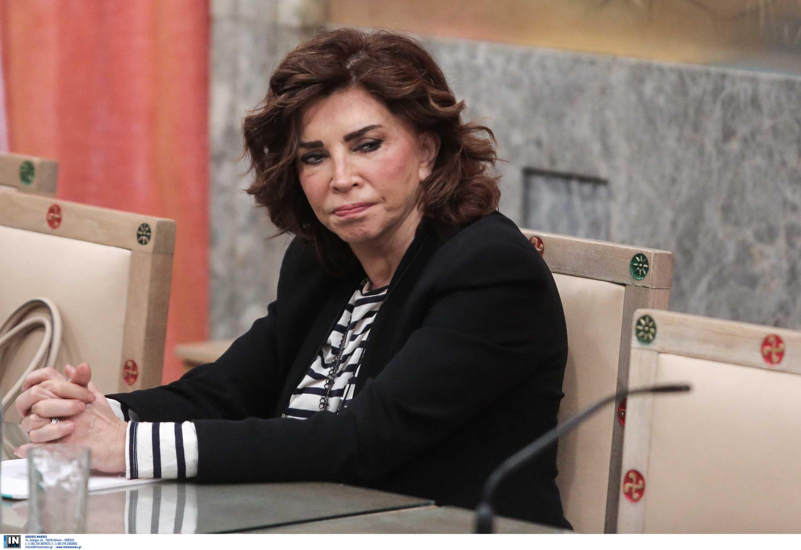 Η Μιμή Ντενίση εξομολογείται για την απώλεια του Αντώνη Τρίτση – «Βίωσα τη μεγαλύτερη θλίψη»