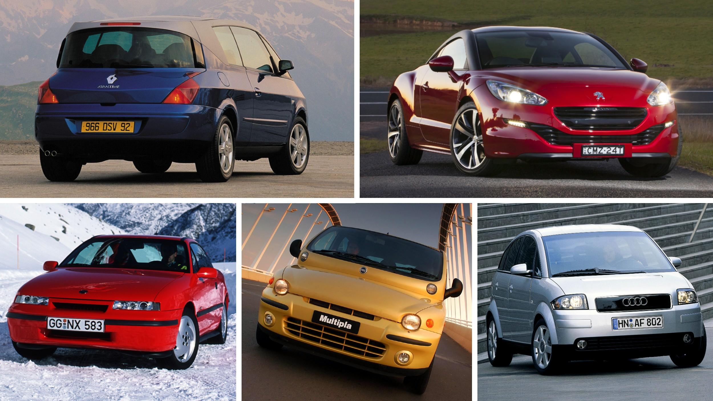 Πέντε αυτοκίνητα που μας άφησαν νωρίς και άξιζαν μιας καλύτερης τύχης! (pics)