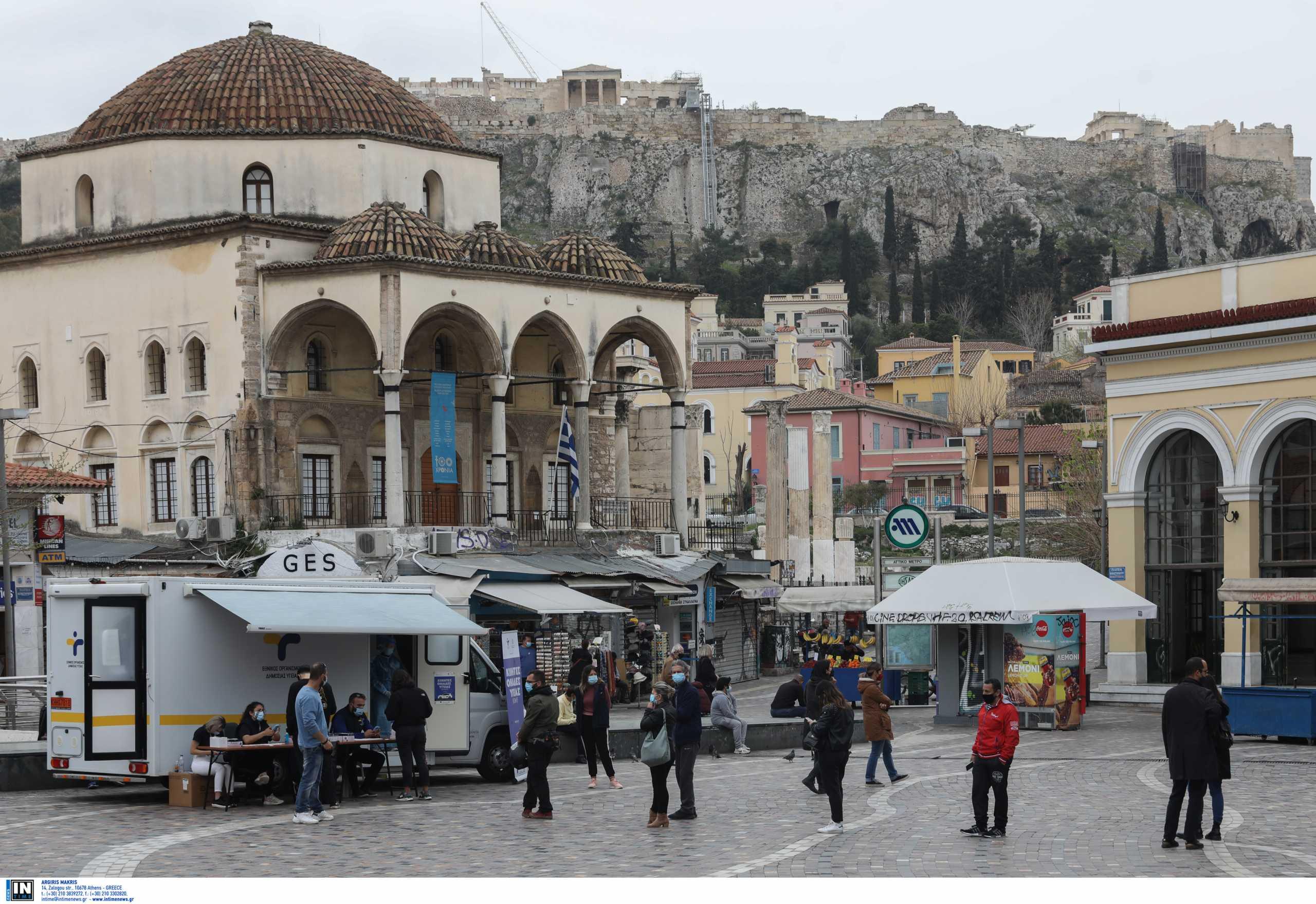 Κορονοϊός: 1.505 νέα κρούσματα σήμερα (22/05) στην Ελλάδα