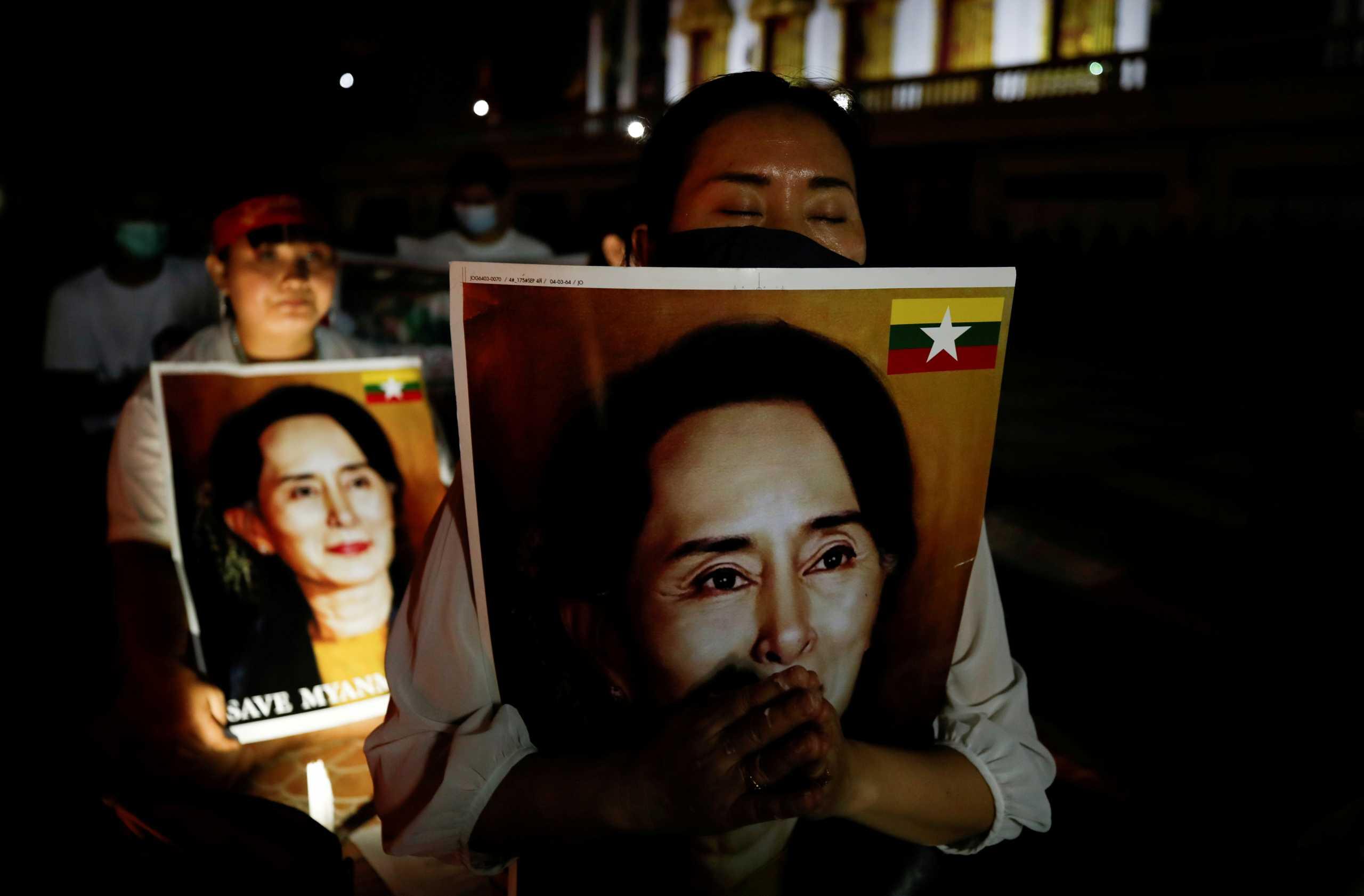 Μιανμάρ: Η χούντα διαλύει το κόμμα της Αούνγκ Σαν Σου Τσι – Παγώνει τη βοήθεια η Ιαπωνία