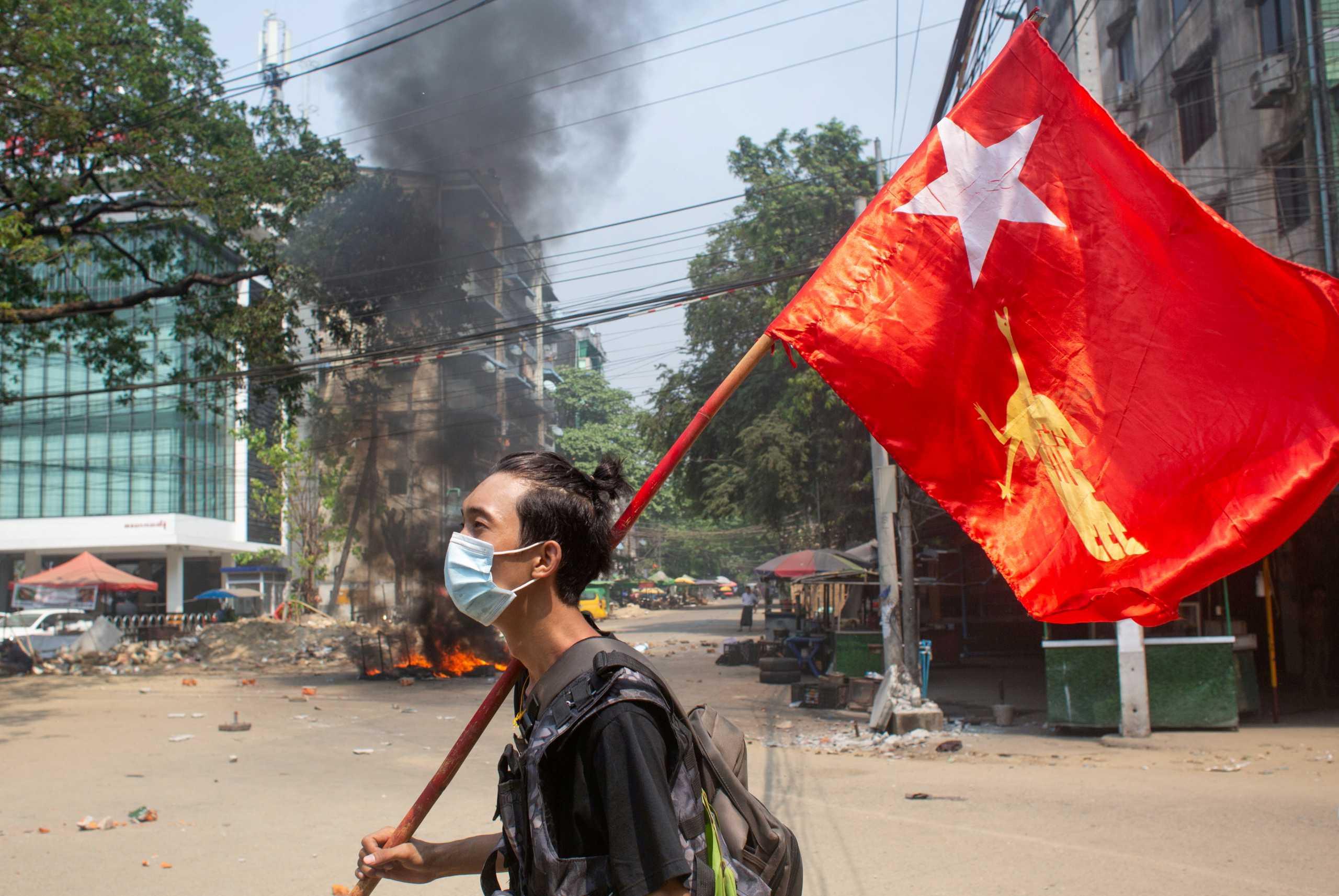 Πραξικόπημα Μιανμάρ: Ο στρατός συνέλαβε 39 ανθρώπους – Κατηγορούνται για σειρά εκρήξεων