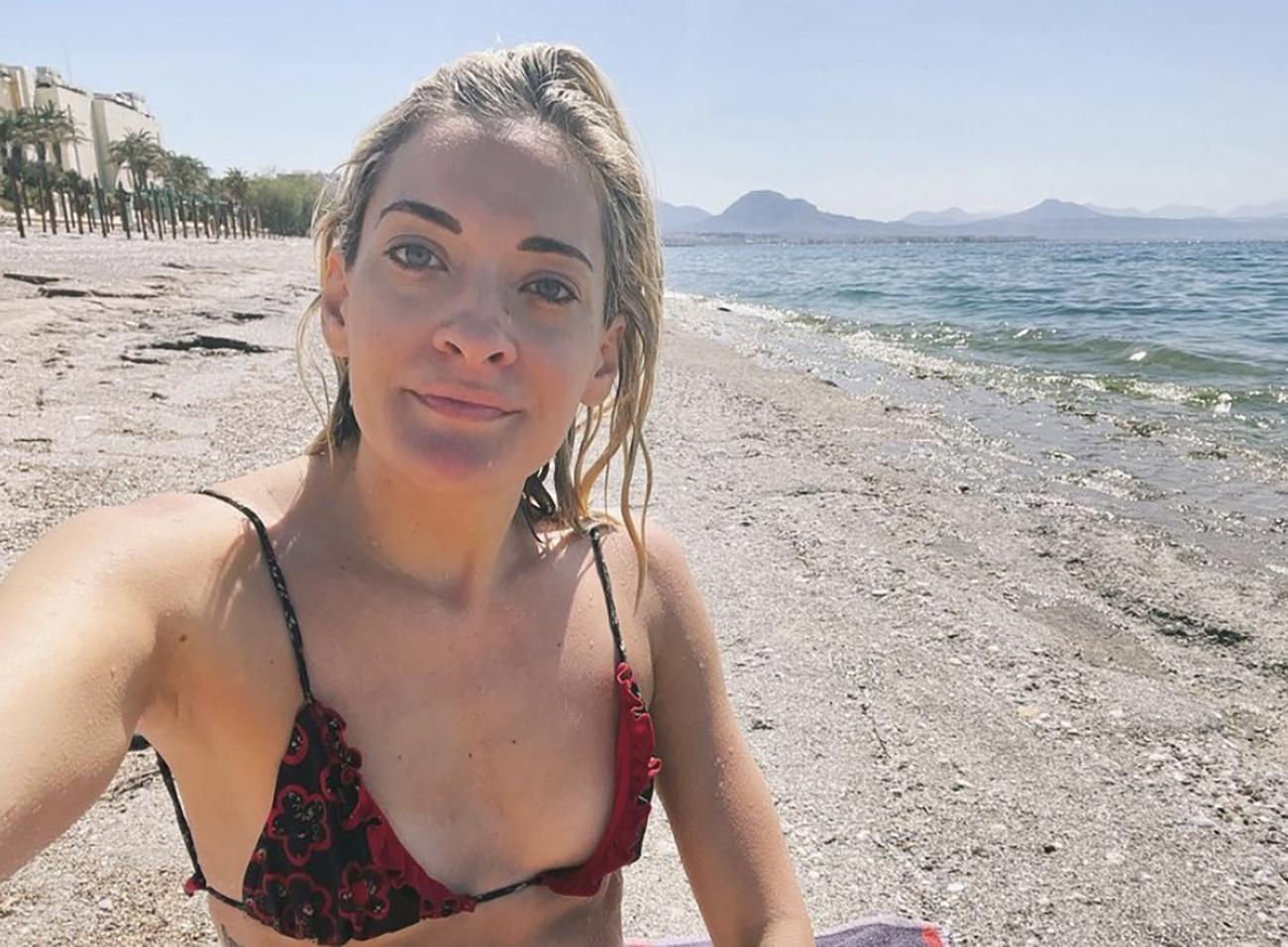 Ναταλία Αργυράκη: «Θα ήθελα πολύ να συνεχίσω στην εκπομπή, θα δούμε…»