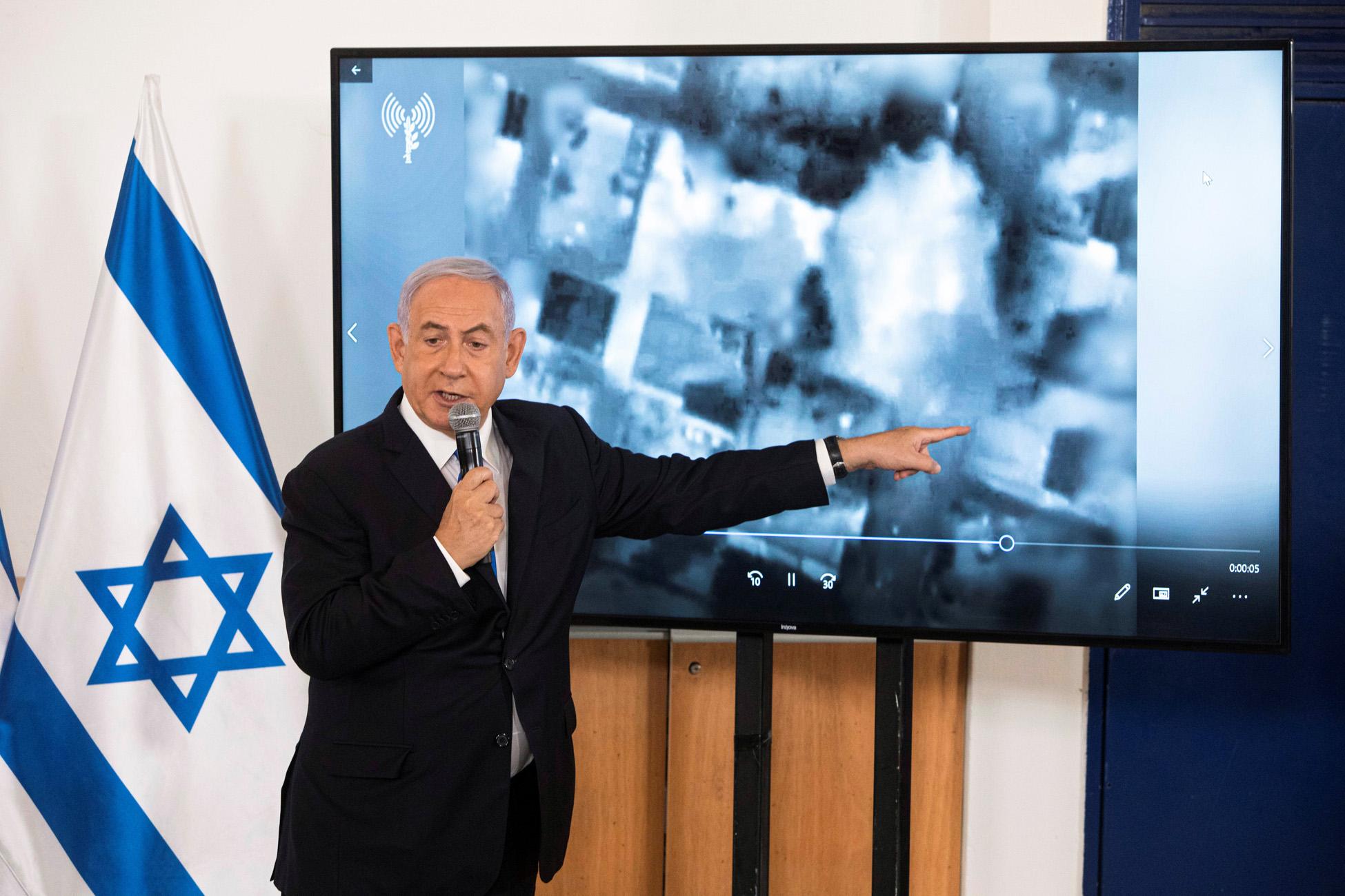 Πανηγυρίζει ο Νετανίαχου: «Εξαιρετική επιτυχία» η επιχείρηση στη Γάζα
