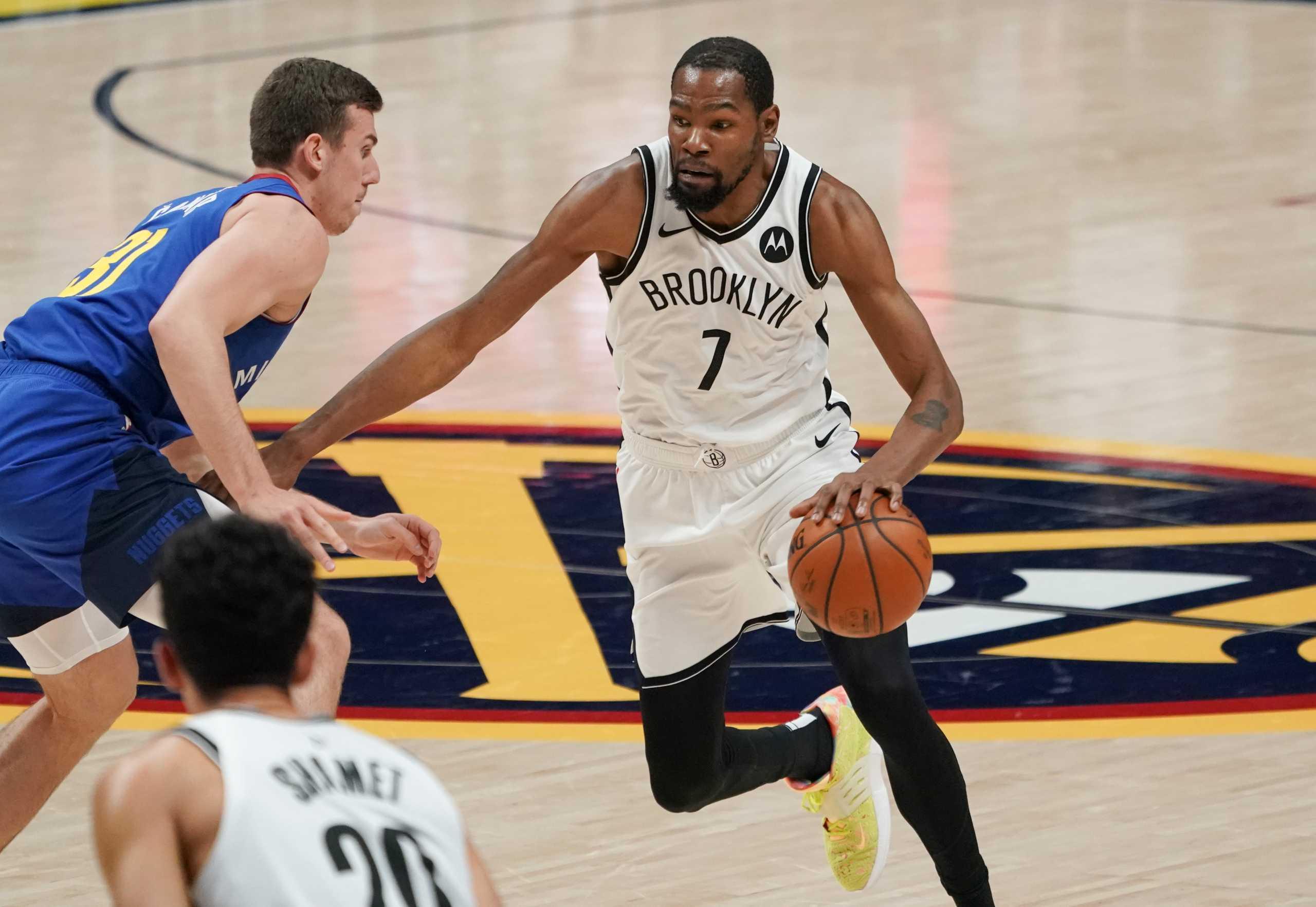 «Έσπασαν» το αρνητικό σερί οι Νετς – Τα αποτελέσματα στο NBA