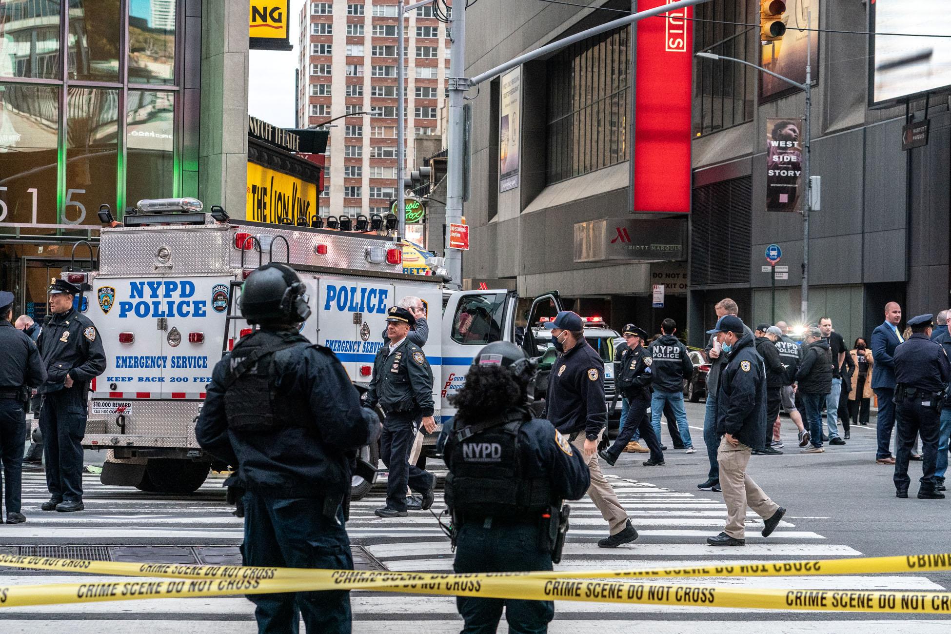 Νέα Υόρκη: Δυο γυναίκες και ένα κοριτσάκι τραυματίστηκαν μετά από πυροβολισμούς