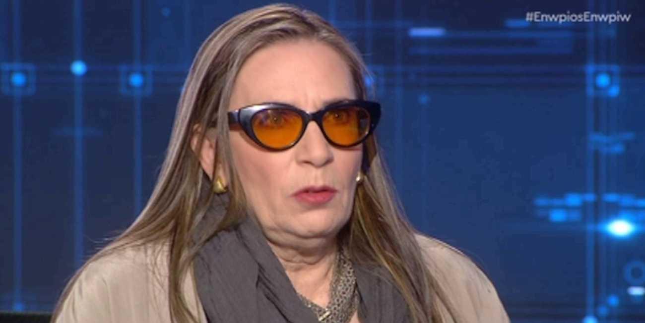 """Η Λίνα Νικολακοπούλου αποκαλύπτει: """"Όταν το 1988 βγήκε το Μαμά Γερνάω ήταν στα αζήτητα"""""""