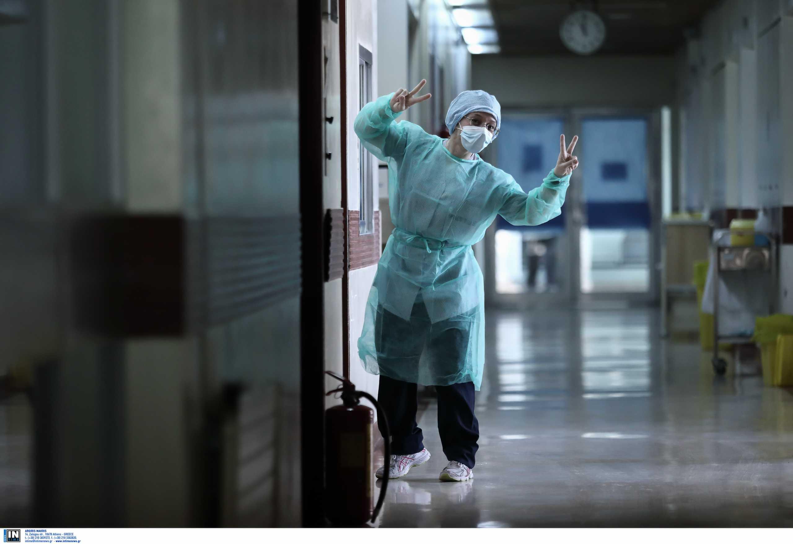 Κορονοϊός: «Βάλσαμο» ο Μάιος στις πληγές της πανδημίας – Οι αριθμοί για τους διασωληνωμένους που γεννούν ελπίδες