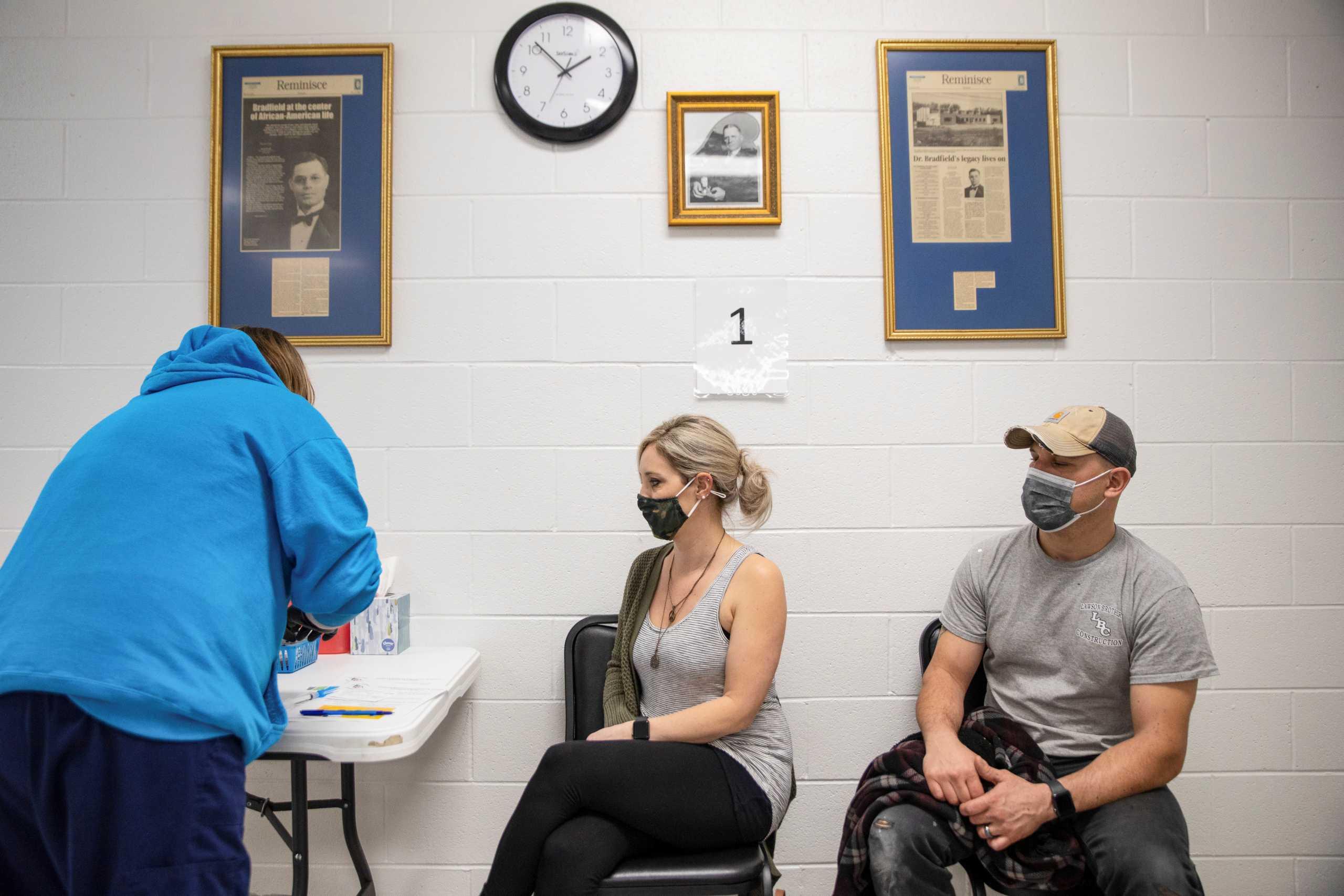 Οχάιο: Κάνεις εμβόλιο; Μπαίνεις σε κλήρωση για 1 εκατ. δολάρια