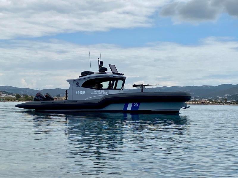 Λιμενικό Σώμα: Ολοκληρώθηκε η δωρεά δέκα προηγμένων περιπολικών σκαφών!