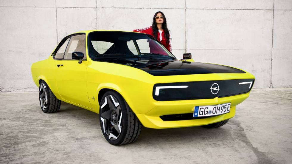 Η ηλεκτρική αναγέννηση του Opel Manta (video)