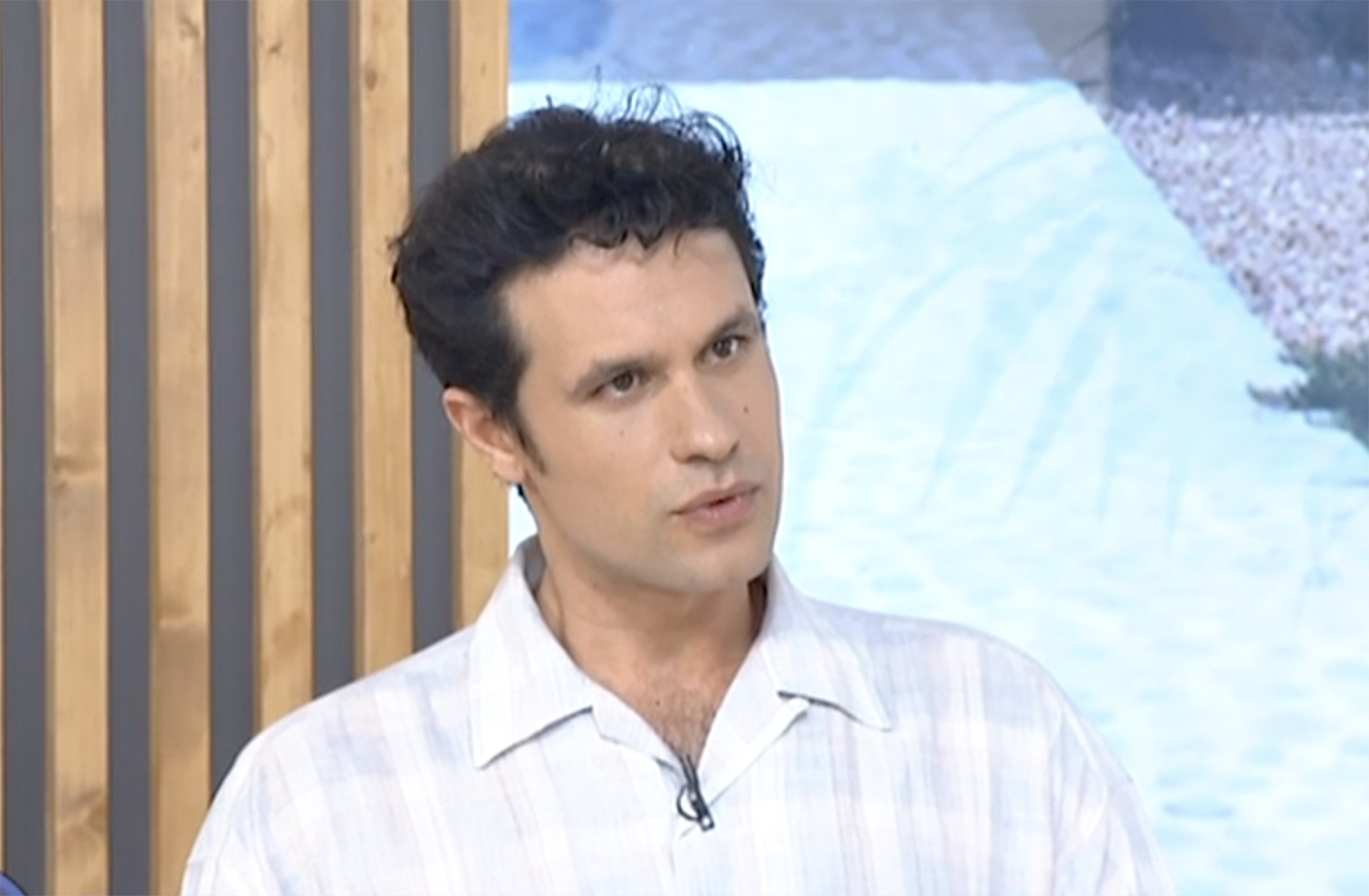 Ορφέας Αυγουστίδης: «Με τον ερχομό του παιδιού έχει πολλαπλασιαστεί η αγάπη στη σύντροφο μου»