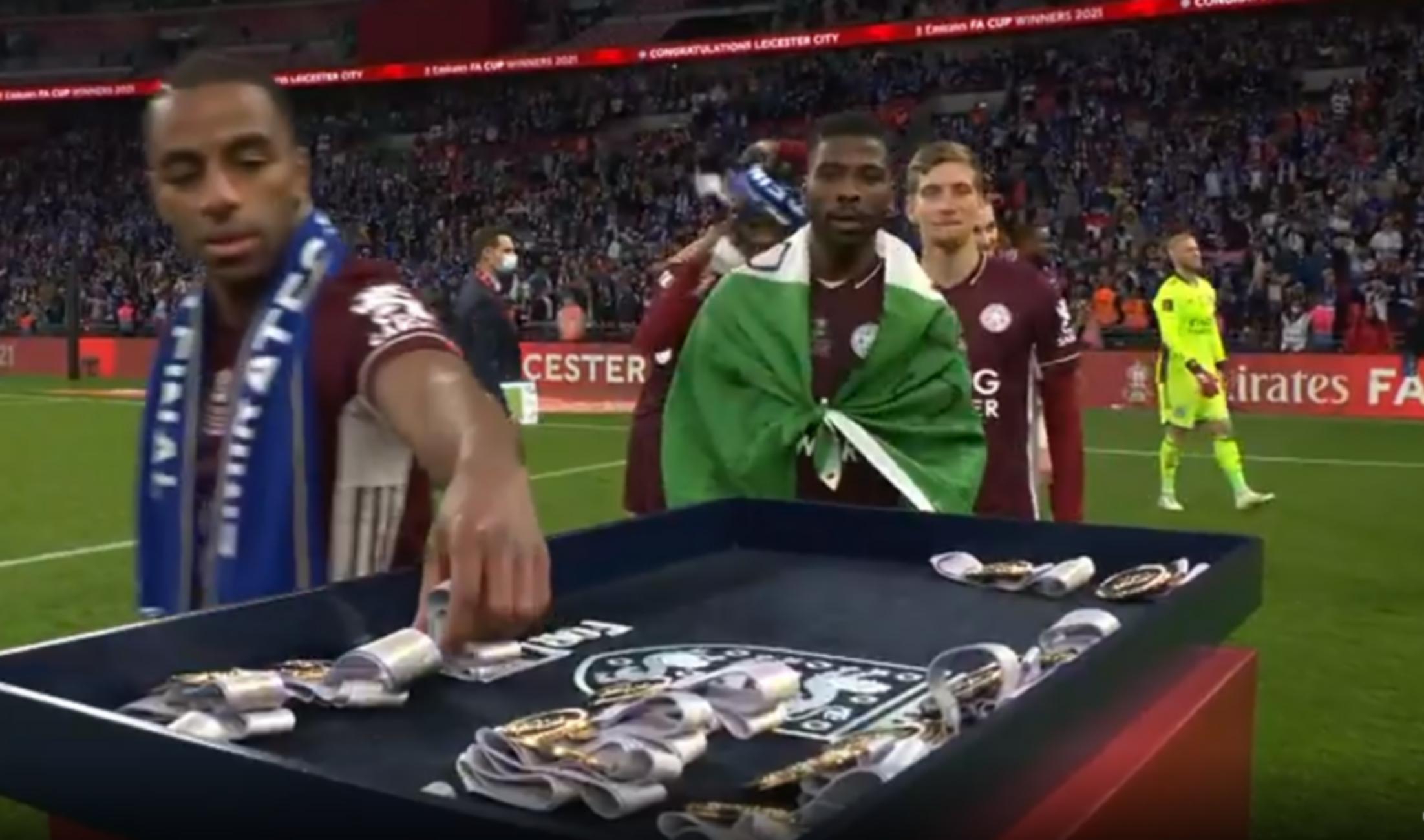Κύπελλο Αγγλίας: Με σημαίες της Παλαιστίνης δύο παίκτες της Λέστερ