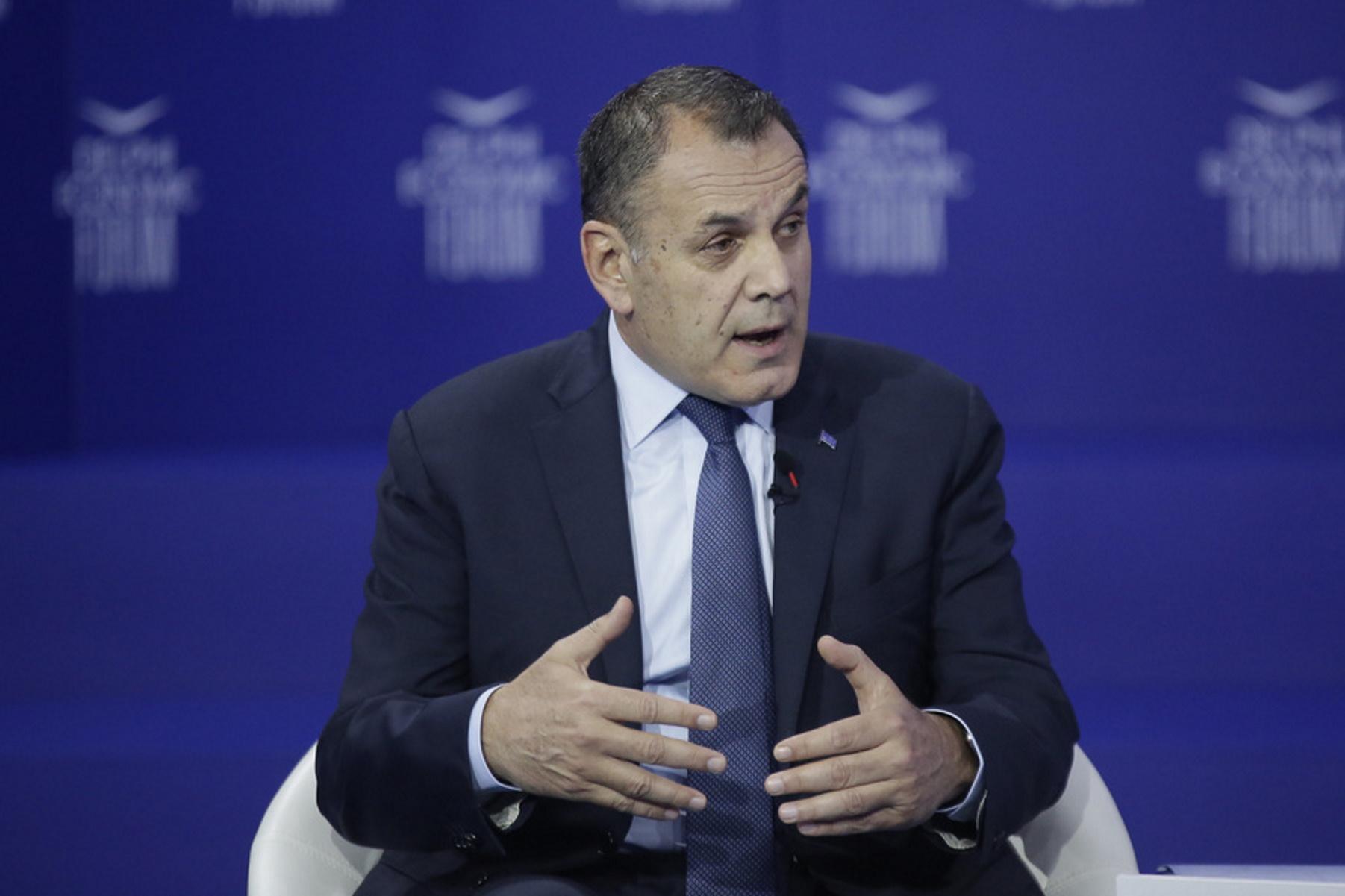 Παναγιωτόπουλος σε Ακάρ: Ό,τι απειλείται δεν αποστρατικοποείται – «Μήνυμα» για φρεγάτες!