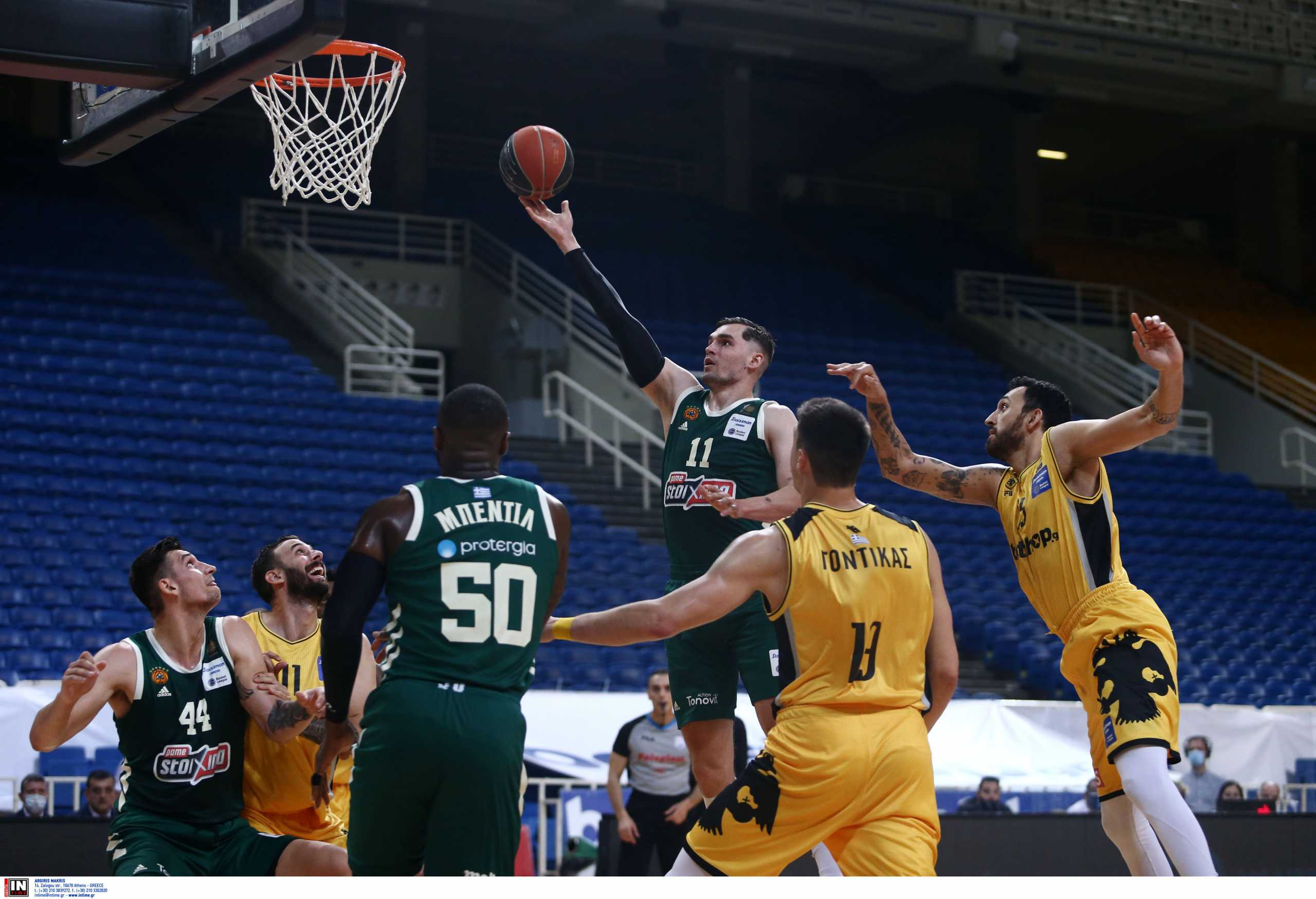 Basket League: Το πρόγραμμα των τελικών και των μικρών τελικών