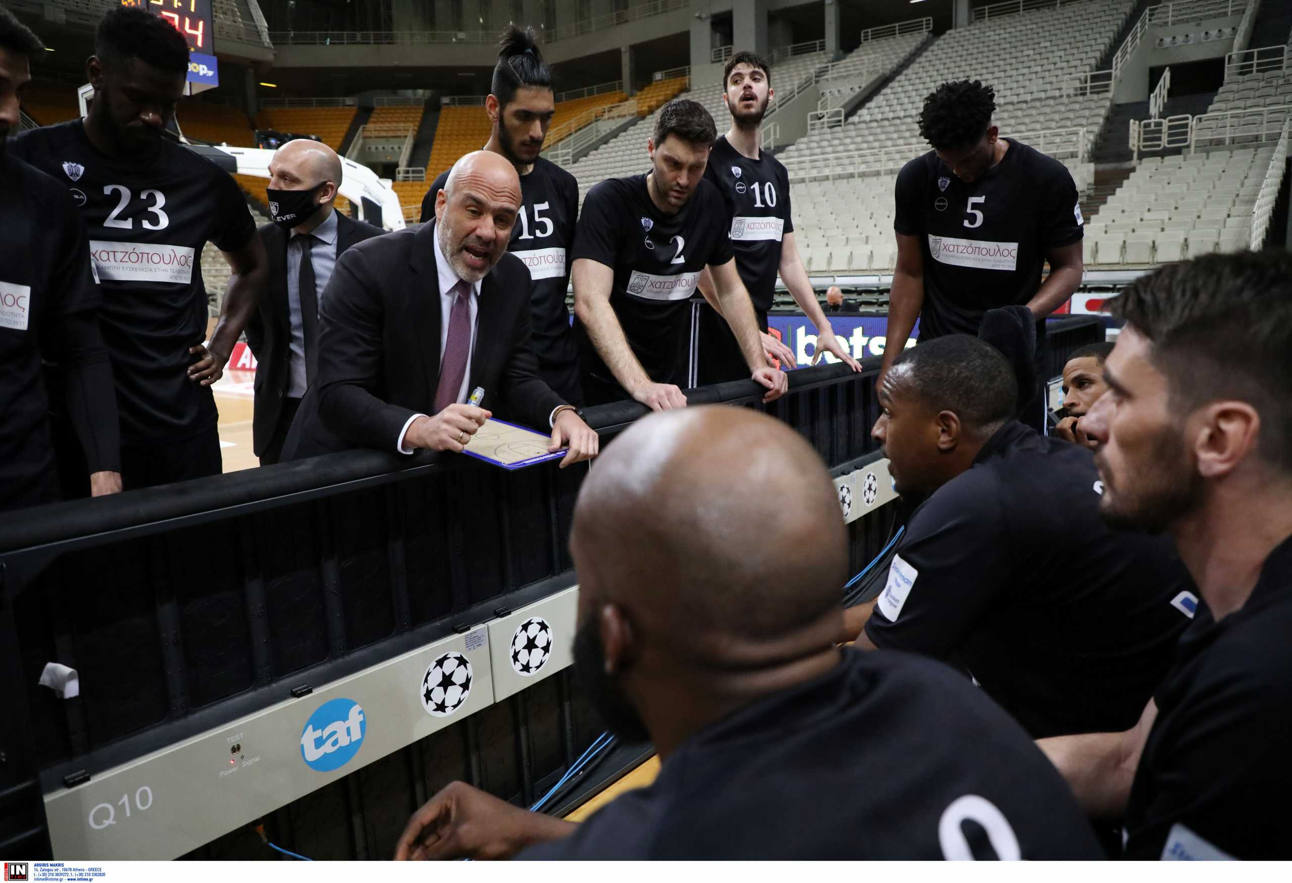 Αιχμές από τον ΠΑΟΚ: «Μην χρειαστεί να φέρουμε ξένους διαιτητές και στο μπάσκετ»