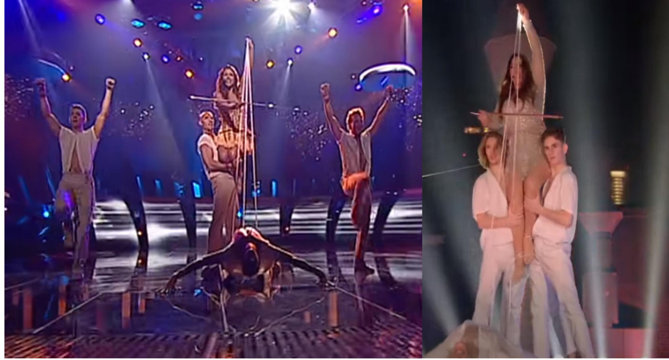 Eurovision 2021 – Έλενα Παπαρίζου: Από την σκηνή του Κιέβου στην ταράτσα του Ρότερνταμ (video)