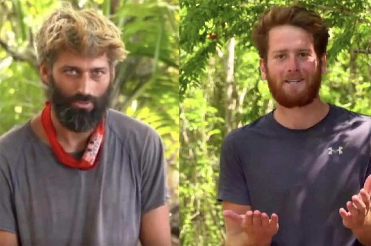 Survivor: Ο Κώστας Παπαδόπουλος καρφώνει Παππά και Τζέιμς