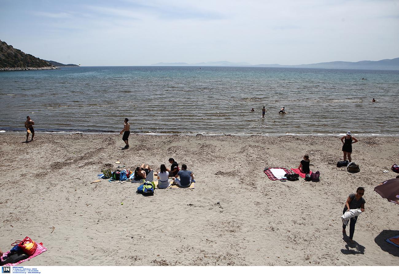 Παραλίες: Πού να κάνετε τις βουτιές σας στην Αττική - Οι