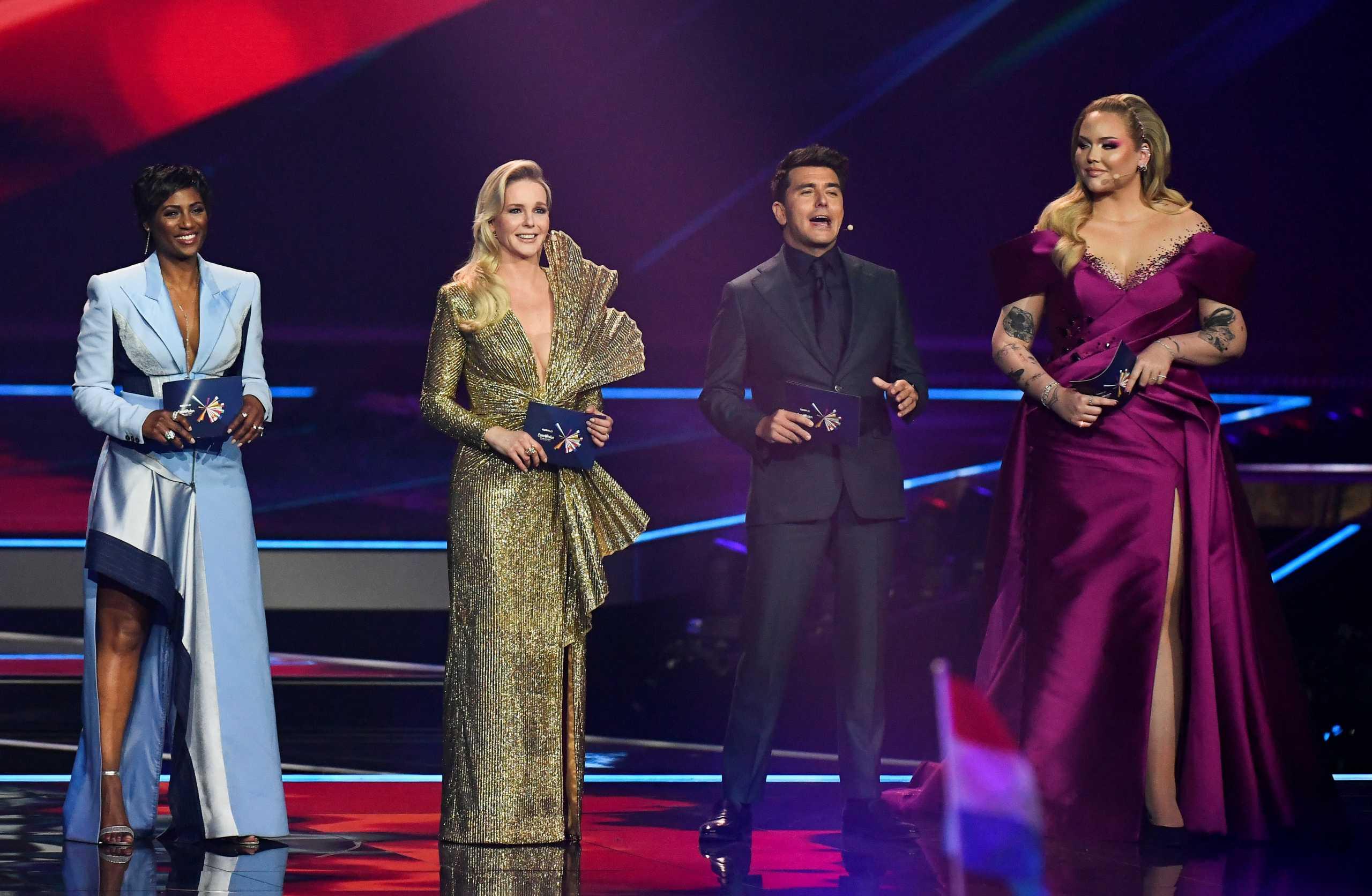 Eurovision 2021: Ο τελικός με τη Stefania για την Ελλάδα