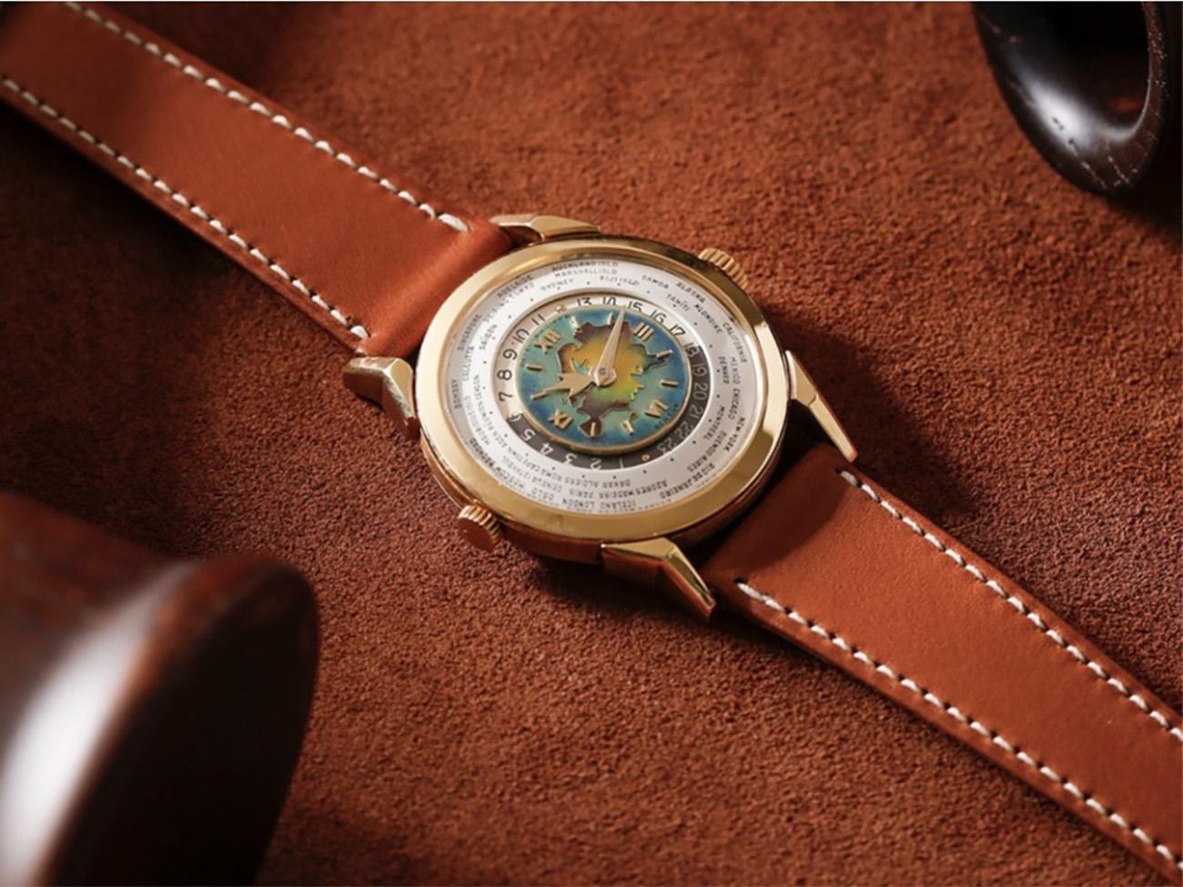 Τιμή-ρεκόρ 7,8 εκατ. δολαρίων για ένα εξαιρετικά σπάνιο ρολόι Patek Philippe