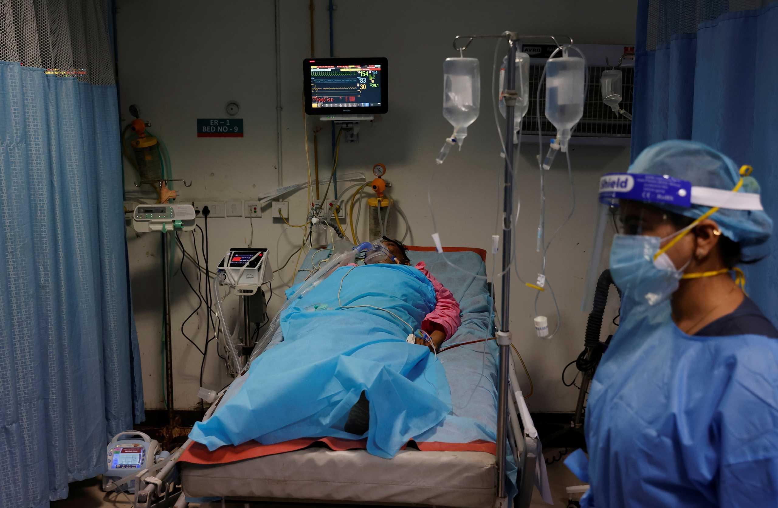 Κορονοϊός – Έρευνα: Ασθενείς με νευρολογικά συμπτώματα έχουν εξαπλάσια πιθανότητα να πεθάνουν