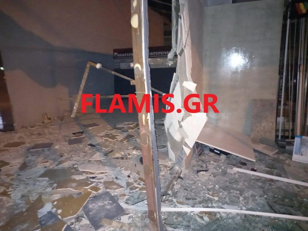 Νέα τραγωδία: Μηχανή «καρφώθηκε» σε τζαμαρία καταστήματος με πλακάκια - Τον έβγαλαν νεκρό (pics)