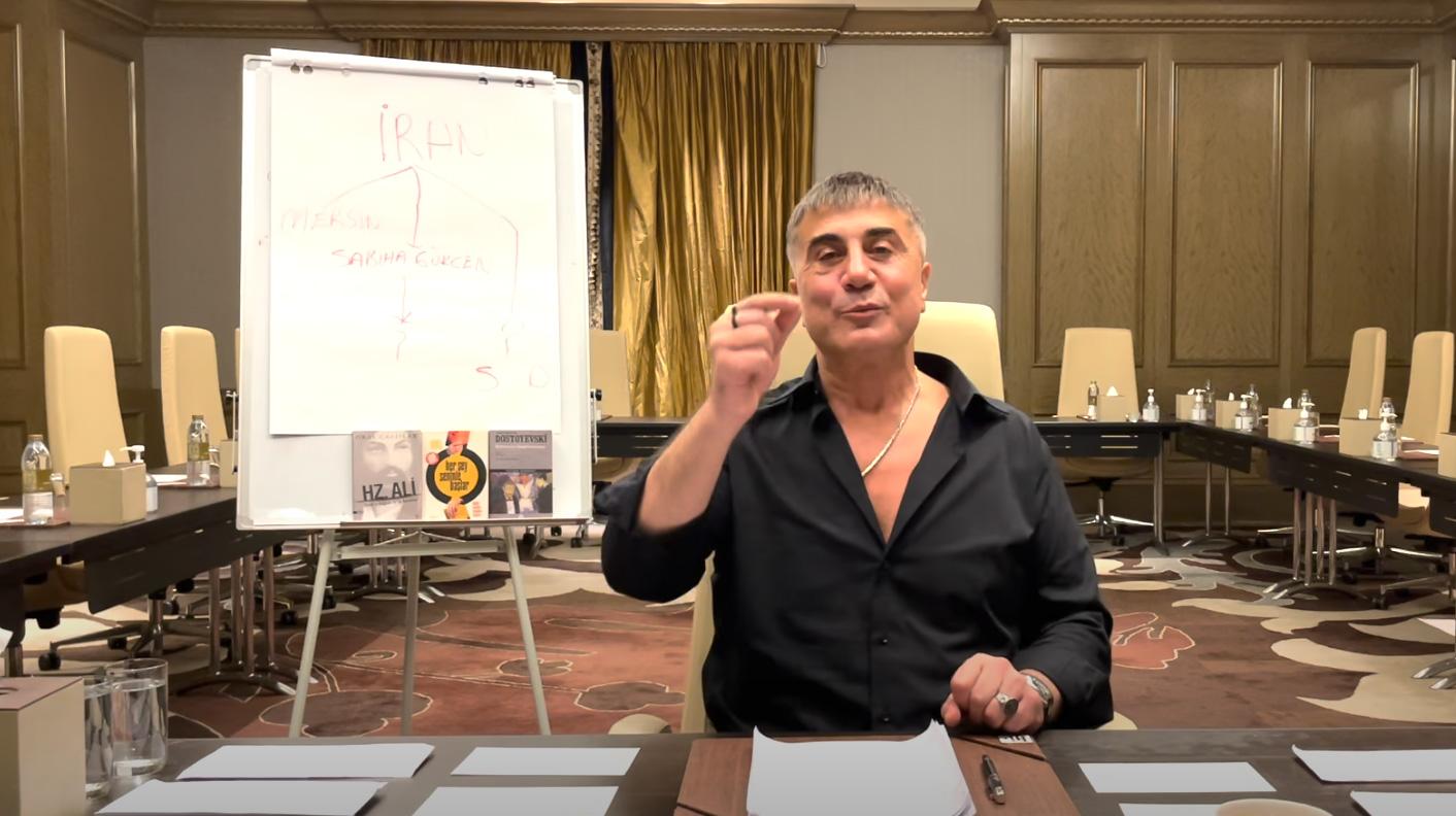 Τουρκία: Τι τρέχει με τον μαφιόζο Σεντάτ Πεκέρ; Το όργιο φημών και η διάψευση