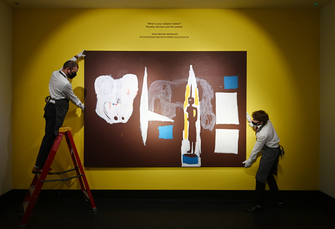 Γιατί οι πίνακες του Ζαν-Μισέλ Μπασκιά κοστίζουν τόσα πολλά εκατομμύρια;