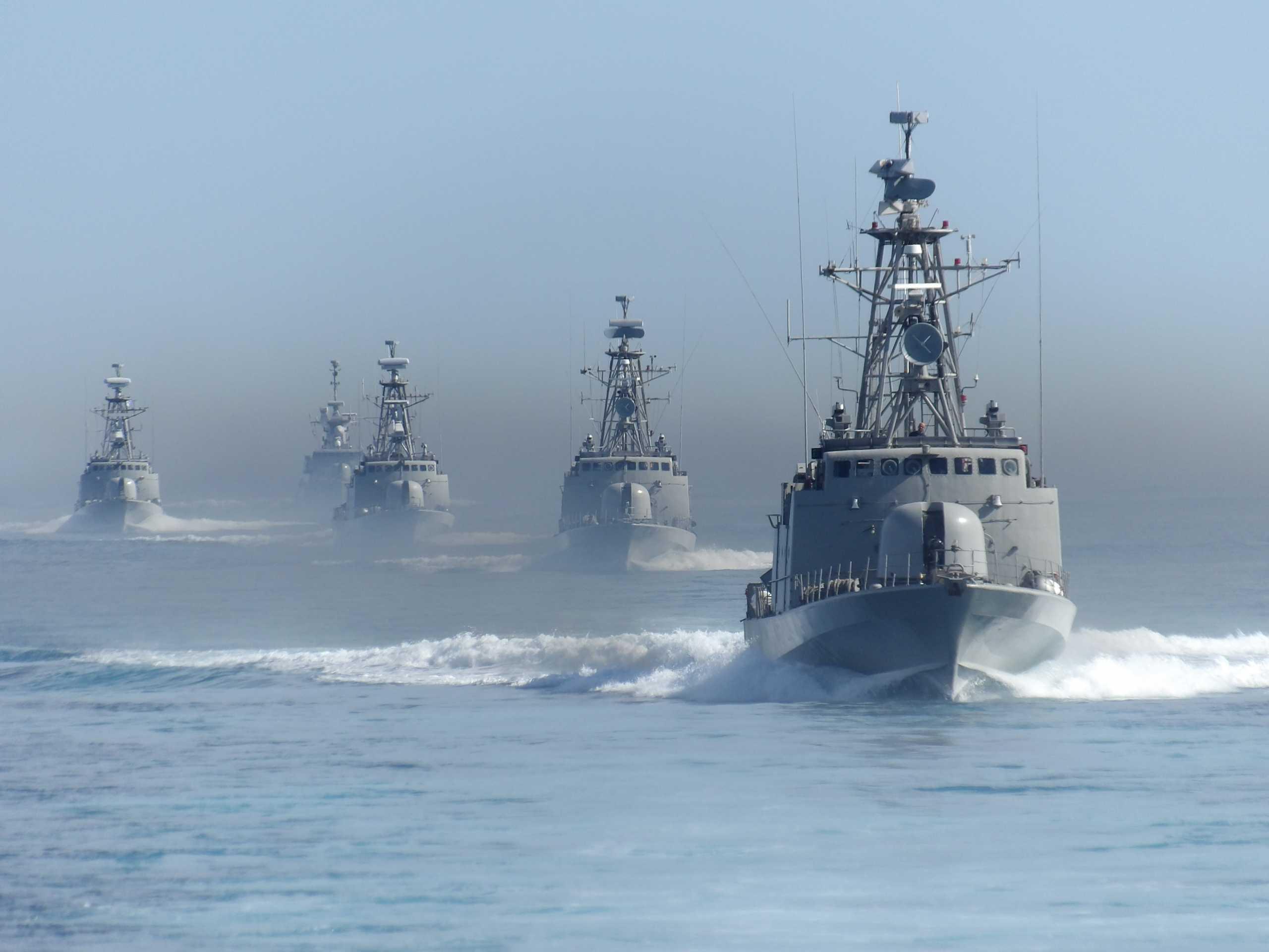 Πολεμικό Ναυτικό: Εντυπωσιακά πλάνα από Επιχειρησιακή Εκπαίδευση [vid, pics]