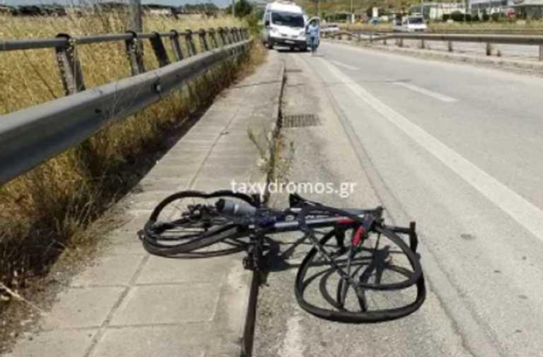 Βόλος: Πατέρας ανήλικων παιδιών ο ποδηλάτης που σκοτώθηκε - Αφαντος ο οδηγός που τον εγκατέλειψε (pics)