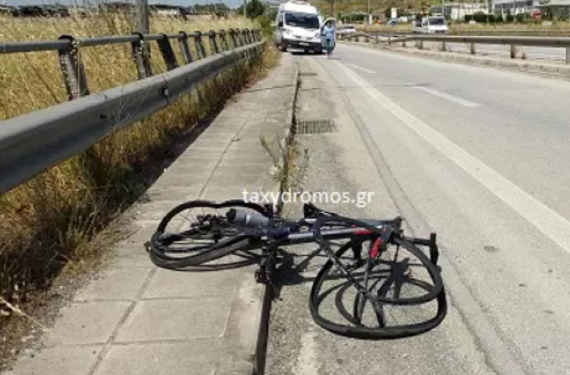 Βόλος: Παρέσυρε, σκότωσε και εγκατέλειψε ποδηλάτη σε αυτό το σημείο – Άφαντος ο οδηγός (pics)