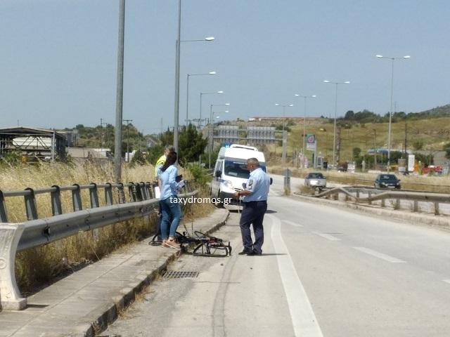 Βόλος: Πατέρας ανήλικων παιδιών ο ποδηλάτης που σκοτώθηκε – Άφαντος ο οδηγός που τον εγκατέλειψε (pics)