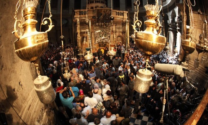 Διαβάστε την επεισοδιακή πορεία του Ναού της Αναστάσεως στο πέρασμα των αιώνων