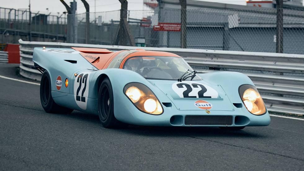 Πωλείται η Porsche 917K του Steve McQueen από την ταινία Le Mans (pics)