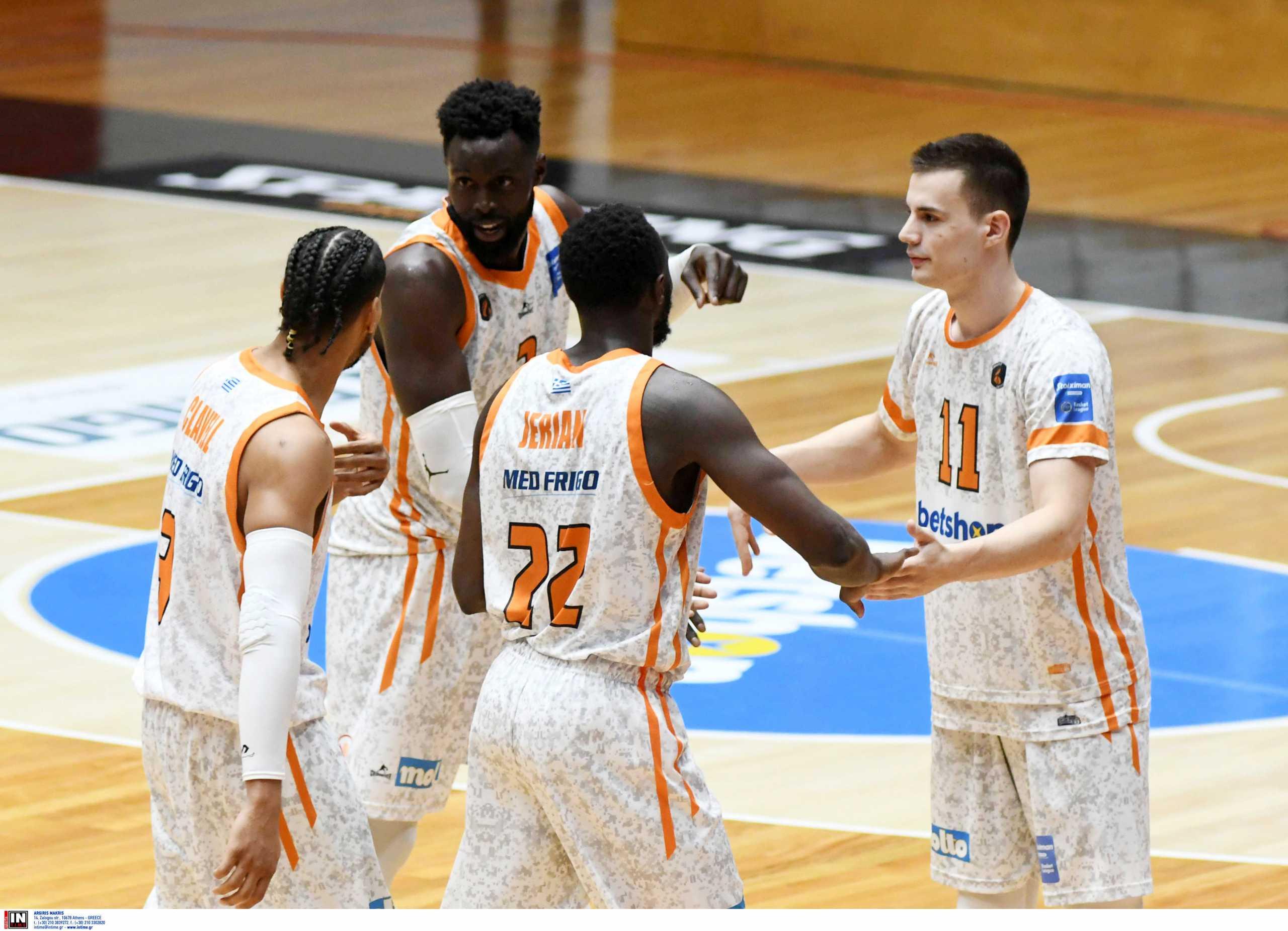 Basket League: Ο Προμηθέας «διέλυσε» το Περιστέρι και προκρίθηκε στα ημιτελικά