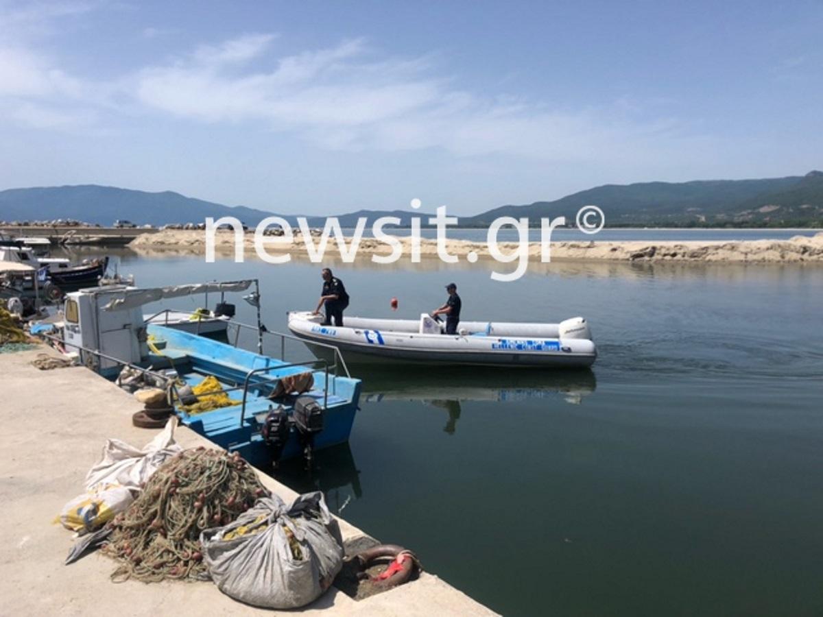 Αγωνία για τον 43χρονο ψαρά που αγνοείται στον Στρυμονικό κόλπο – Συνεχίζονται οι έρευνες (pics)