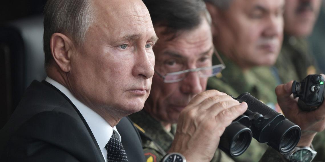 S-500: Ο Πούτιν έστειλε «μήνυμα» για τους προηγμένους πυραύλους!