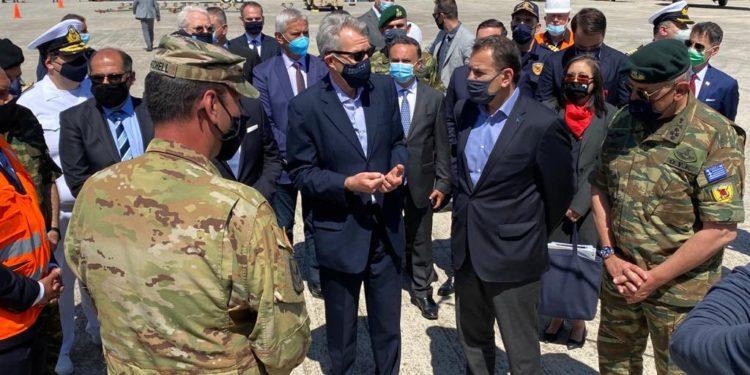Πάιατ: Στρατηγικής σημασίας η Αλεξανδρούπολη ως στρατιωτικός κόμβος