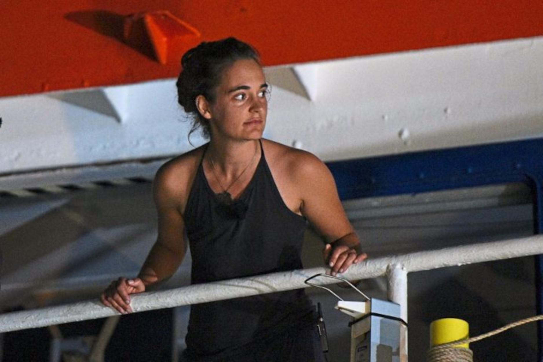 Ιταλία: Στο αρχείο οι κατηγορίες κατά της Κάρολα Ρακέτε για τη διάσωση μεταναστών