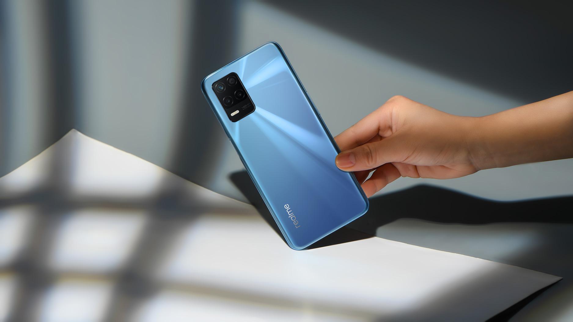 realme 8 5G: φέρνει την τεχνολογία 5G σε όλους