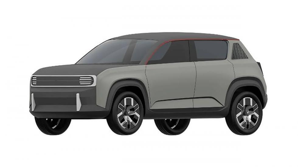 To θρυλικό Renault 4L επιστρέφει ως αμιγώς ηλεκτρικό SUV