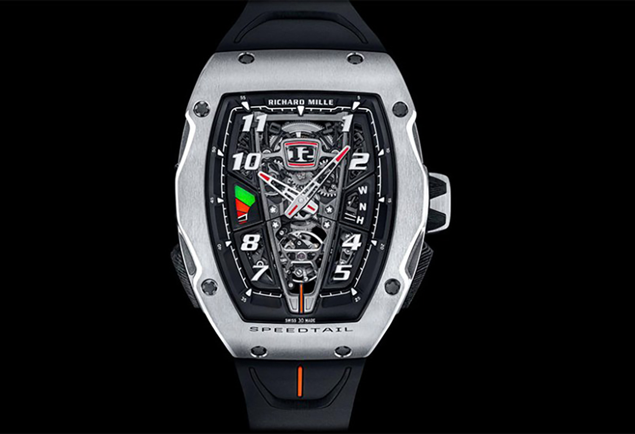 Το πιο «ακραίο» ρολόι που κυκλοφόρησε ποτέ ο Richard Mille