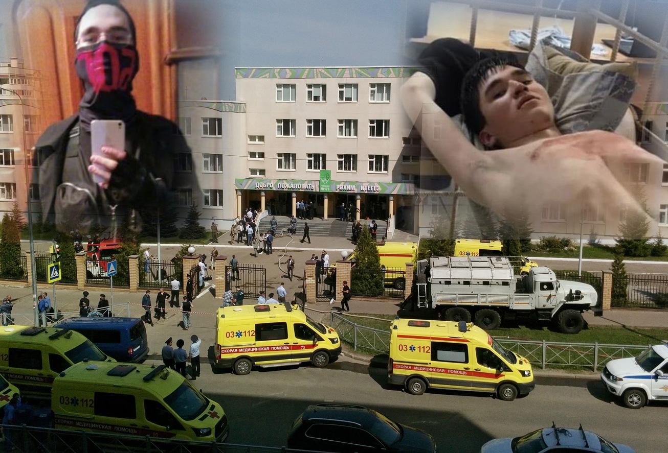 Μακελειό σε σχολείο στη Ρωσία: Αυτοί είναι οι δράστες της ένοπλης επίθεσης – 11 οι νεκροί (pics, vids)