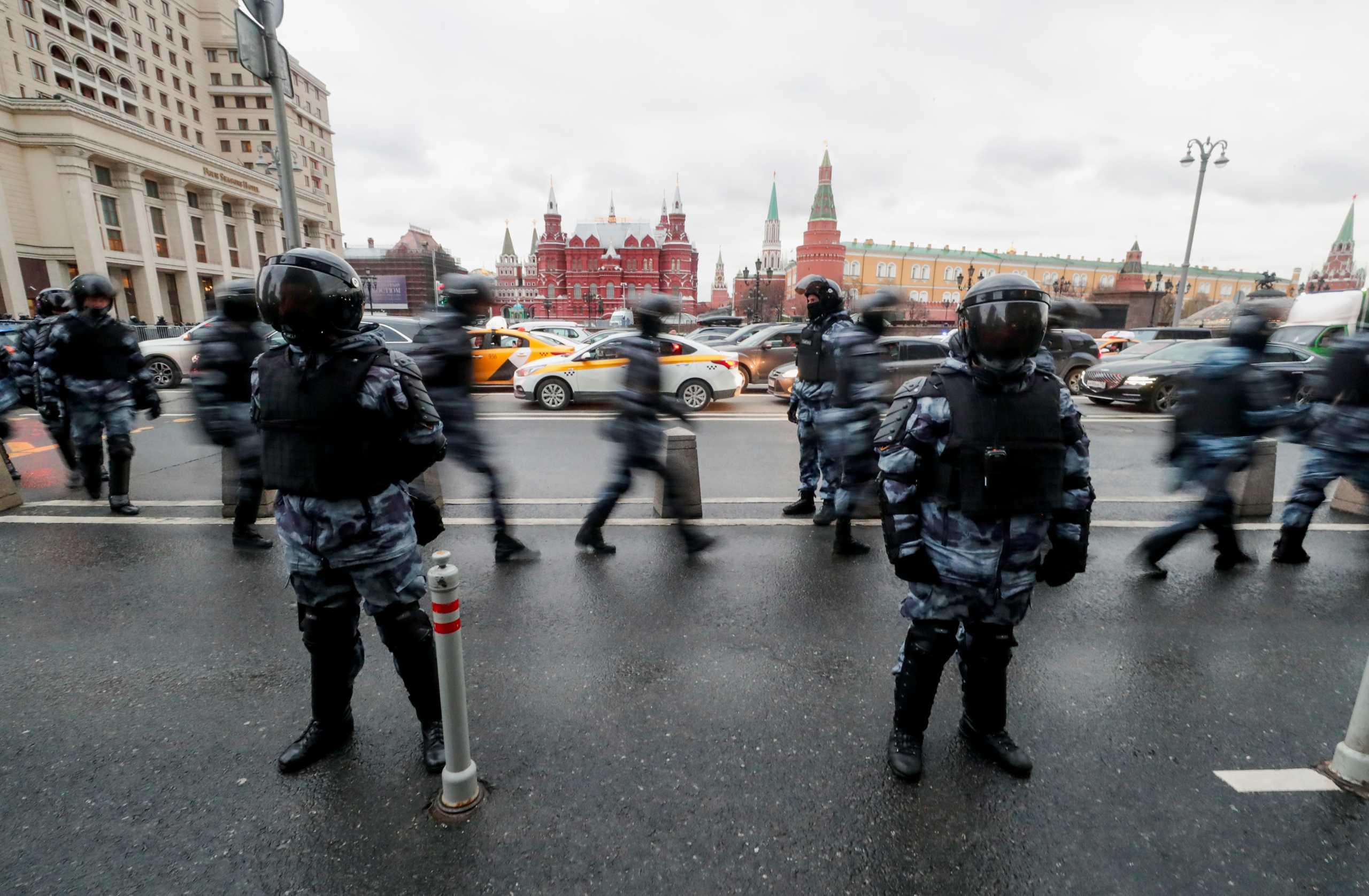 Ρωσία: Τρεις νεκροί από επίθεση με μαχαίρι